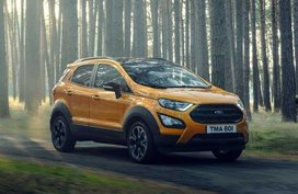 New Ford EcoSport Active variant comes with off-road refinements