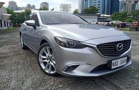 2016s Mazda 6 skyactiv 2.5