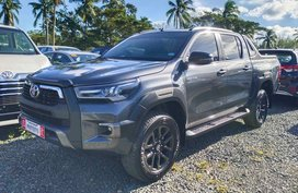 YEAR-END PROMO! Toyota Hilux Conquest 2.4 4x2 Automatic (2021)