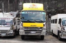Selling Isuzu Forward FRR Dropside Truck