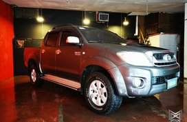 2011 Toyota Hilux 3.0G 4x4 AT