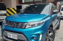 Sell Blue 2019 Suzuki Vitara in Manila