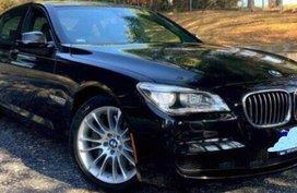 BMW 740LI 2014