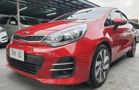 Kia Rio 2017 1.4 EX Hatchback Automatic