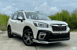 Safety tech-filled Subaru Forester now available with Php 150k discount