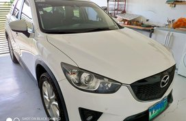 White Mazda Cx-5 2013 for sale in Santa Rosa