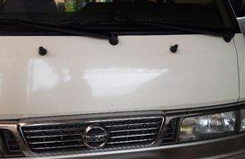 White Nissan Urvan Escapade 2014 for sale in Pagbilao
