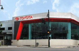 Toyota Global City Taguig