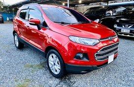 2017 FORD ECOSPORT AUTOMATIC FOR SALE