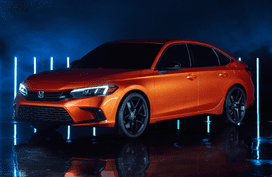 11th-gen 2022 Honda Civic prototype debuts with sleek, mature styling