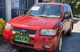 Sell Red 2005 Ford Escape in Bacoor