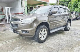 Chevrolet Trailblazer LTX 2015 AT