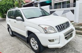 Toyota Land Cruiser Prado 4x4 MT