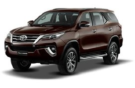 BEST PROMO EVER! TOYOTA MC FORTUNER 4X2G DSL MT