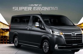 BEST PROMO EVER! TOYOTA HIACE SG LEATHER 2T