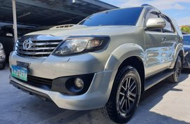 Toyota Fortuner 2013 G Diesel Automatic