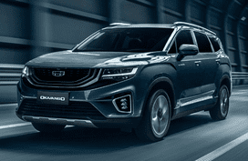 2021 Geely Okavango joins Philippine 7-seater SUV battle royale