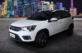 2021 Chery Tiggo 2 now available in two-tone with low P20k downpayment