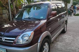 Selling Purple Mitsubishi Adventure 2011 in Manila