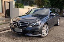 Mercedes Benz E250 CDI