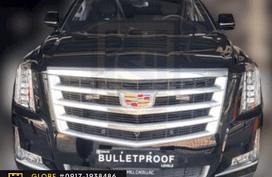 Brand New 2020 Cadillac Escalade ESV Platinum INKAS Canada Bulletproof Level 6 (Black)