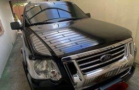 Sell Black 2010 Ford Explorer in Manila