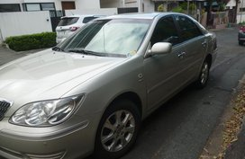 Selling Silver Toyota Camry 2009 in Muntinlupa