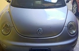 Sell Silver 2000 Volkswagen Beetle in Angeles