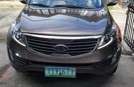 Brown Kia Sportage 2016 for sale in Muntinlupa