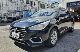 Lockdown Sale! 2020 Hyundai Accent 1.4 GL with SRS Automatic Black 27T Kms K1H793