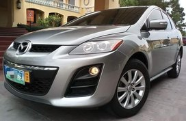 Sell Grey 2011 Mazda Cx-7 in Manila
