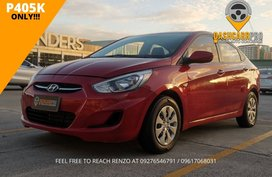 2017 Hyundai Accent 1.4 CVT AT
