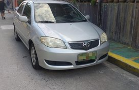 TOYOTA VIOS 2006 E MANUAL TRANS