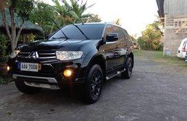 2014 Mitsubishi Montero GLX