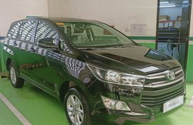LOWEST DOWNPAYMENTS FOR 2021 TOYOTA INNOVA VARIANTS