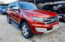 2016 FORD EVEREST NEW LOOK TITANIUM FOR SALE
