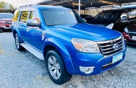 2010 FORD EVEREST AUTOMATIC SUPER FRESH FOR SALE