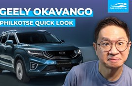 2021 Geely Okavango 7-Seat Crossover MPV: Macho people-hauler? | Quick Look
