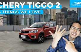 5 things we like about the Chery Tiggo 2
