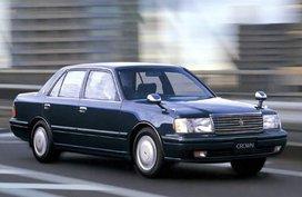Toyota Crown: The peak of 1990s Japanese luxury