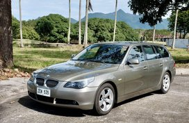 Selling Silver Bmw 530D 2006 in Makati