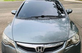 Sell Silver 2010 Honda Civic in Angeles