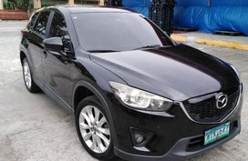 Sell Black 2013 Mazda Cx-5 in Las Piñas