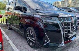Black Toyota Alphard 2019 for sale in Manila