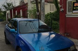 Selling Blue Toyota Corolla 1994 in Manila