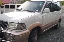 White Toyota Revo 2002 for sale in Manila