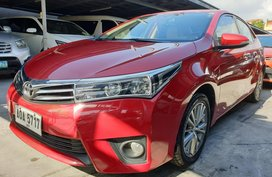 Toyota Altis 2014 G Automatic