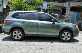 Subaru Forester 2.0L 2015