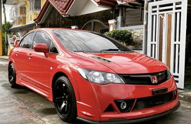 Honda Civic FD 1.8s Mugen RR inspired