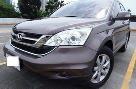 Selling Brown Honda Cr-V 2011 in Manila